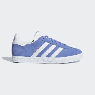 Gazelle Shoes Blue / Cloud White / Cloud White CG6692