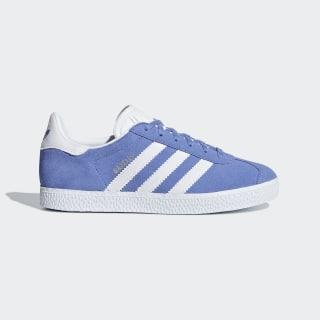 Zapatilla Gazelle Blue / Ftwr White / Ftwr White CG6692