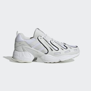 Chaussure EQT Gazelle Crystal White / Crystal White / Core Black EE7744
