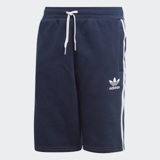 Fleece shorts Collegiate Navy / White EJ3249