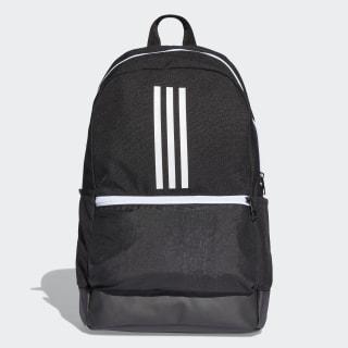 กระเป๋าสะพายหลัง Classic 3-Stripes Black / Black / White DT2626