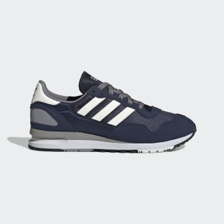 Lowertree Shoes Collegiate Navy / Crystal White / Core Black EE7962