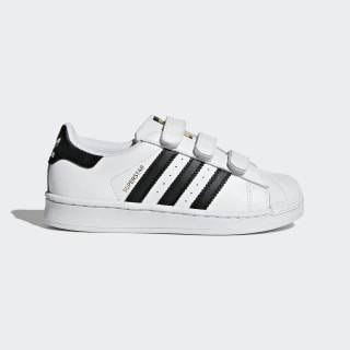 Superstar Foundation Shoes White / Core Black / Cloud White B26070
