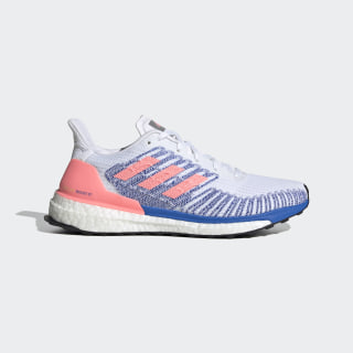 Zapatilla Solarboost ST 19 Cloud White / Light Flash Red / Glory Blue EE4322