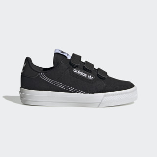 Continental Vulc Schoenen Core Black / Cloud White / Core Black EG9098