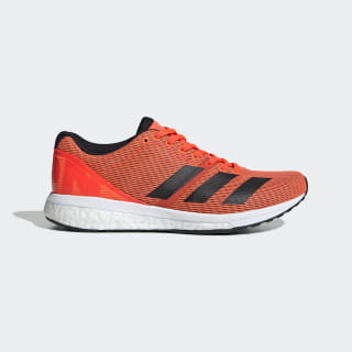 Adizero Boston 8 Shoes Solar Red / Core Black / Cloud White EF0718