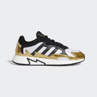 Tresc Run Shoes Cloud White / Core Black / Gold Metallic EG5661