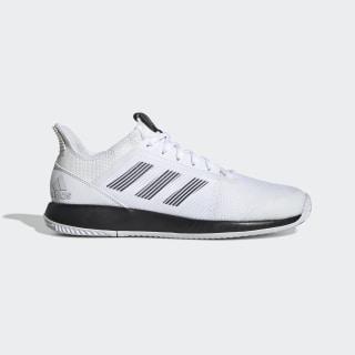 Adizero Defiant Bounce 2 Shoes Cloud White / Core Black / Cloud White EF2436