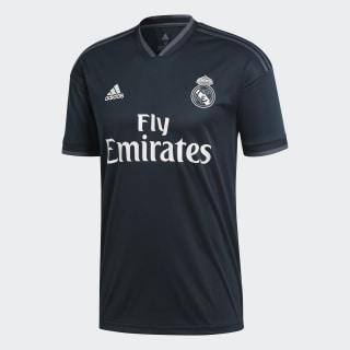 Гостевая игровая футболка Реал Мадрид Tech Onix / Bold Onix / White CG0584