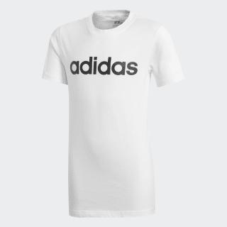Camiseta Essentials Linear WHITE BK3475