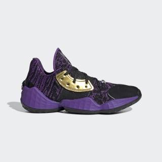 Harden Vol. 4 Star Wars Lightsaber Purple Shoes Core Black / Silver Metallic / Active Purple EF2080