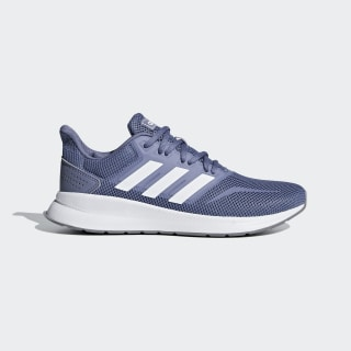 Tenis Run Falcon Raw Indigo / Ftwr White / Grey Three F36217