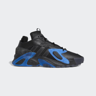 Streetball Shoes Core Black / Blue / Carbon EE5924