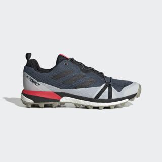 Terrex Skychaser LT Hiking Shoes Legacy Blue / Core Black / Shock Red EF3302
