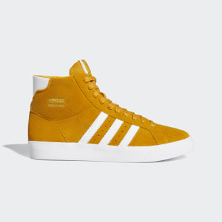 Basket Profi Shoes Yellow / Cloud White / Gold Metallic FW3103