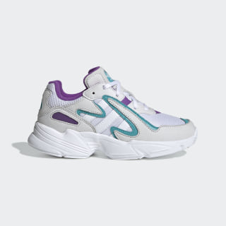 Zapatilla Yung-96 Chasm Cloud White / Cloud White / Crystal White EE7561