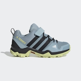Zapatilla Terrex AX2R CF Hiking Ash Grey / Core Black / Yellow Tint EF2234