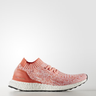 UltraBOOST Uncaged w Haze Coral / Easy Coral / Solid Grey BA7932