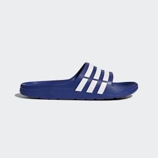 Duramo Slides Power Blue / White / Power Blue G14309