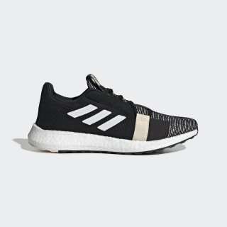 Senseboost Go Shoes Core Black / Cloud White / Linen G26943