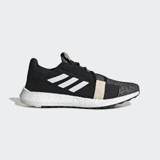 Senseboost Go Shoes Core Black / Cloud White / Linen G26943