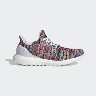 Ultraboost x Missoni Shoes Cloud White / Shock Cyan / Active Red D97771