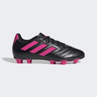 Goletto VII Firm Ground Cleats Core Black / Shock Pink / Shock Pink FV2895