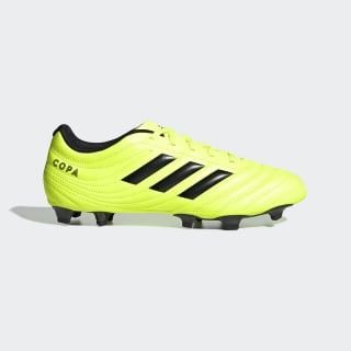 Zapatos de Fútbol Copa 19.4 Terreno Firme solar yellow/core black/solar yellow F35499