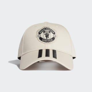 Boné Manchester United Linen / Black DY7692