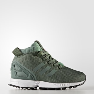 Кроссовки ZX Flux 5/8 Trail st major f13 / tactile green s17 / ftwr white BY9062