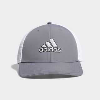 A-Stretch Tour Cap Grey / White DT2305