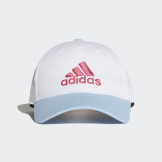 Gorra Graphic white/glow blue/REAL PINK S18 ED8631