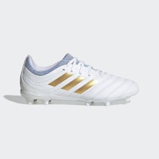 Copa 19.3 Firm Ground Voetbalschoenen Cloud White / Gold Met. / Football Blue F35467