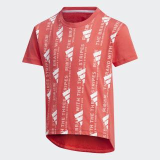 Camiseta Core Pink FM9812