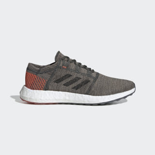 Zapatillas Pureboost Go Legend Ivy / Core Black / True Orange D97421