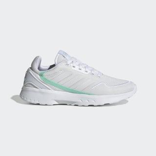 Nebzed Schuh Cloud White / Dash Grey / Bahia Mint EG3698