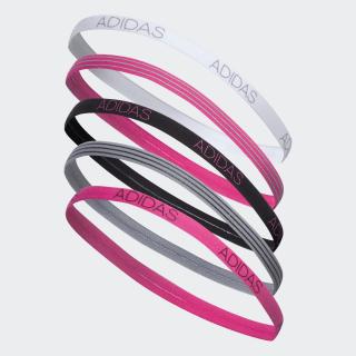 Creator Headbands 5 Pack Grey CI0771