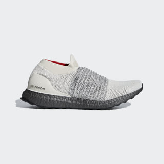 Tênis Ultraboost Laceless Clear Brown / Running White / Carbon CM8263