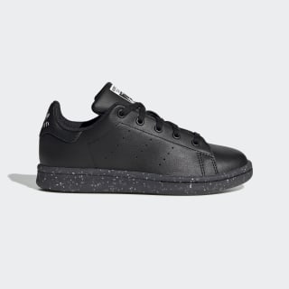 Scarpe Stan Smith Core Black / Core Black / Cloud White EE7586