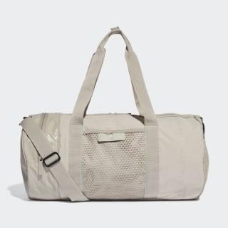 Round Duffel Bag Light Brown / Clear Brown / White FP8429