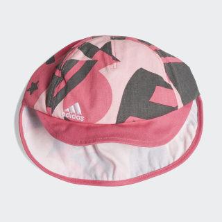 Casquette Light Pink / Semi Solar Pink / White DW4771