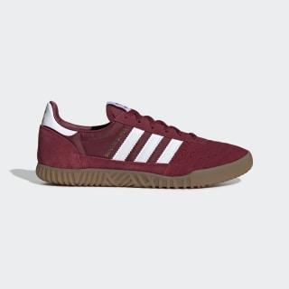 Indoor Super Shoes Collegiate Burgundy / Cloud White / Gum EF9177