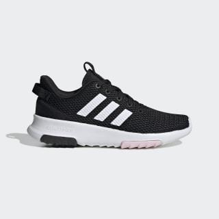 Cloudfoam Racer TR Shoes Core Black / Cloud White / Clear Pink EE8131