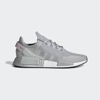 NMD_R1 V2 Shoes Grey Two / Silver Metallic / Core Black FW5328