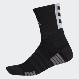 Creator 365 Crew Socks Black / White EJ8540