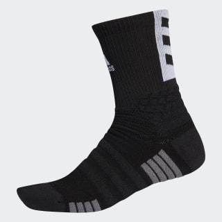Ponožky Creator 365 Crew Black / White EJ8540