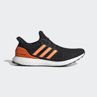 Ultraboost Shoes Core Black / Solar Orange / Solar Orange EH1423