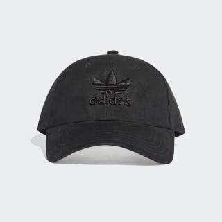 Gorra SUEDE BBALL CAP black ED8049