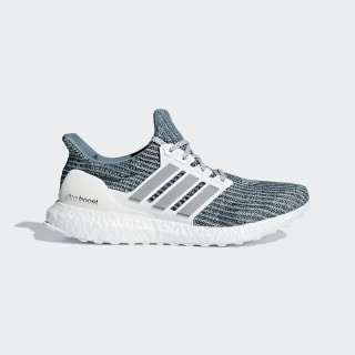 Sapatos Ultraboost LTD Silver Met. / Cloud White / Cloud White CM8272