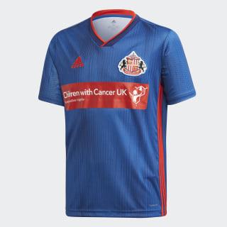 AFC Sunderland Auswärtstrikot Dark Blue / Eqt Blue / Red DX7220